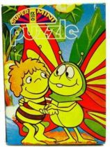 Maya the Bee - FX Schmid Puzzle 54p - Maya & Butterfly