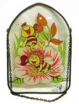 Maya the Bee - Stained glass