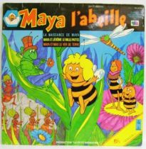 Maya the Bee - Story & Music 33s - Adès/Le Petit Menestrel 1978