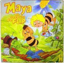 Maya the Bee - Story & Music 45s - Maya to Flip rescue