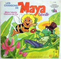 Maya the Bee - TV Serie theme - 45s