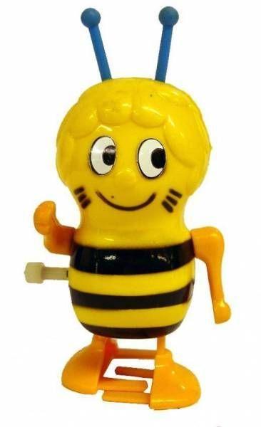 Maya the Bee - Wind-Up Maya - Bandai 80\\\'s