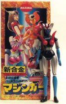 Mazinger Angels - Minerva X - Maxima (mint in box)