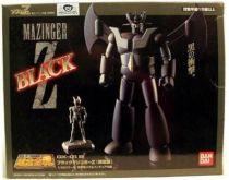 Mazinger Z - Bandai Soul of Chogokin GX-01B - Mazinger Z (Black)
