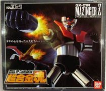 Mazinger Z - Bandai Soul of Chogokin GX-01R