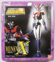 Mazinger Z - Bandai Soul of Chogokin GX-09 - Minerva X
