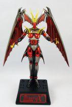 Mazinger Z - Bandai Soul of Chogokin GX-09MAB - Minerva X \'\'La Sirene de Noir\'\' (Mazinger Angel\'s) loose