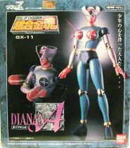 Mazinger Z - Bandai Soul of Chogokin GX-11 - Diana A