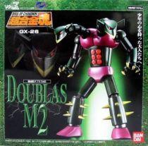 Mazinger Z - Bandai Soul of Chogokin GX-26 - Doublas M2