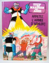 Mazinger Z - Ediciones Juniors SA 1979 - #5 : Stop the Ashler\'s army