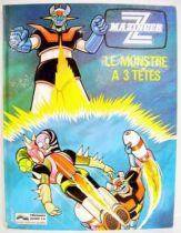 Mazinger Z - Ediciones Juniors SA 1979 - #5 : The 3 Heads Monster