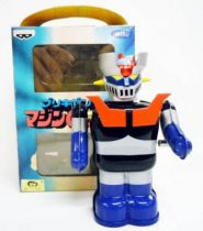 Mazinger Z - Mechanical Tin Toy - Banpresto