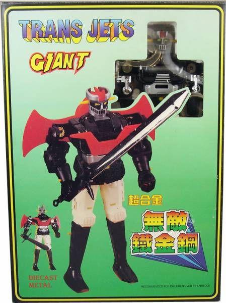 Mazinger Z - Trans Jets Giant DX