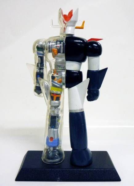 Mazinger Z- Mechanic Skeleton Figure - Banpresto
