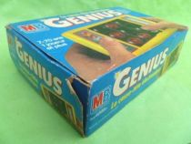 MB Electronics - Handheld Game - Genius The Electronic Mind Bending Puzzle French Box