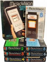 MB Electronics - MicroVision with 7 cartridges