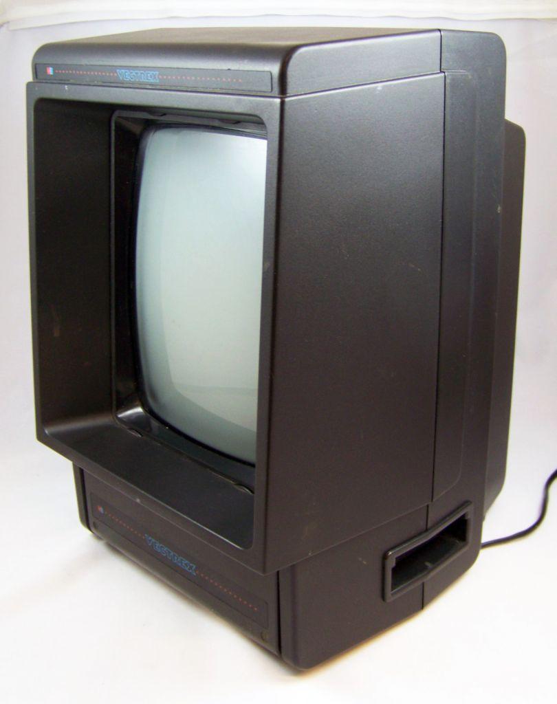 mb electronics 1983 console vectrex 6 jeux occasion en boite fr. Black Bedroom Furniture Sets. Home Design Ideas
