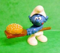 McDonald 1996 (20113) Baker Smurf (sesame bred)