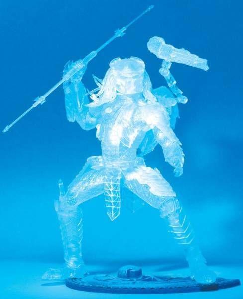 McFarlane - Alien vs. Predator - 12\'\' Stealth Scar Predator