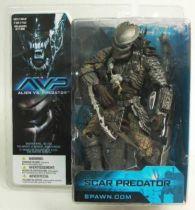 McFarlane - Alien vs Predator series 1- Scar Predator
