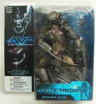 McFarlane Alien vs Predator series 1 - Celtic Predator