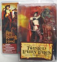 McFarlane\'s Monsters - Serie 4 (Twisted Fairy Tales) - Red Riding Hood