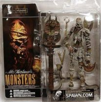 McFarlane\'s Monsters - Series 1 (Classic Monsters) - Mummy