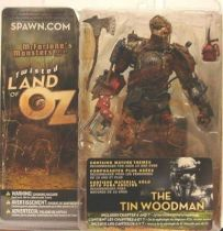 McFarlane\'s Monsters - Series 2 (Twisted Land of Oz) - The Tin Woodman