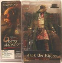 McFarlane\'s Monsters - Series 3 (6 Faces of Madness) - Jack the Ripper