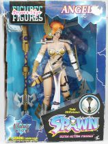 McFarlane\'s Spawn - Angela Super-Size figure