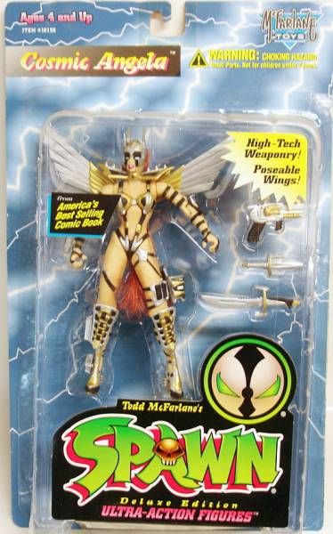 McFarlane\'s Spawn - Series 03 - Cosmic Angela