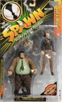 McFarlane\\\'s Spawn - Series 07 - Sam & Twitch