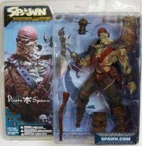 McFarlane\'s Spawn - Series 21 (Alternate Realities) - Pirate Spawn