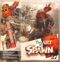 McFarlane\'s Spawn - Series 27 (The Art of Spawn) - Spawn i.131