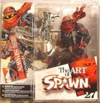 McFarlane\'s Spawn - Series 27 (The Art of Spawn) - Spawn i.131