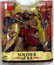 McFarlane\'s Spawn - Series 33 (Age of the Pharaohs) - Soldier of Ra