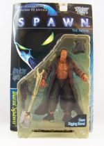 McFarlane\\\'s Spawn the Movie - Burnt Spawn