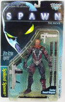 McFarlane\'s Spawn the Movie - Spiked Spawn