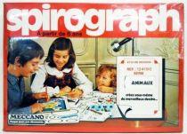 Meccano - Spirograph Drawing Case - Animals
