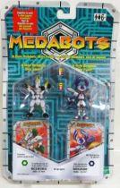 Medabots - Acehorn & Rokusho
