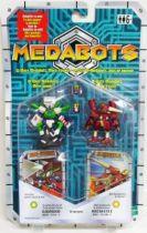 Medabots - Giganko & Arcbeetle