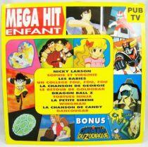 Mega Hit Enfant - Disque 33T - AB Prod. 1991 01