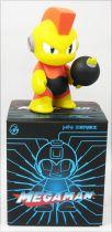 "Megaman 1 - Bombman 3\"" vinyl figure - Kidrobot Capcom"