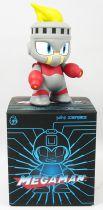 "Megaman 1 - Fireman 3\"" vinyl figure - Kidrobot Capcom"
