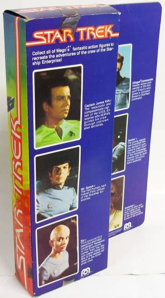 Mego - Star Trek the Motion Picture - 12\'\' figure Decker