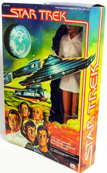 Mego - Star Trek the Motion Picture - 12\'\' figure Ilia
