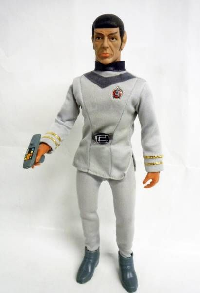 Mego - Star Trek the Motion Picture - 12\'\' figure Mr. Spock (loose)
