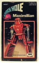 Mego The black hole Magnemo Maximilian