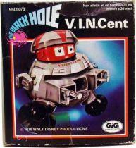 Mego The black hole Magnemo V.I.N Cent