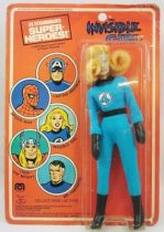 Mego World\'s Greatest Super-Heroes - The Invisible Girl - neuf sous blister Pin Pin Toys
